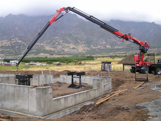 Horizon With Cement : Horizon concrete products